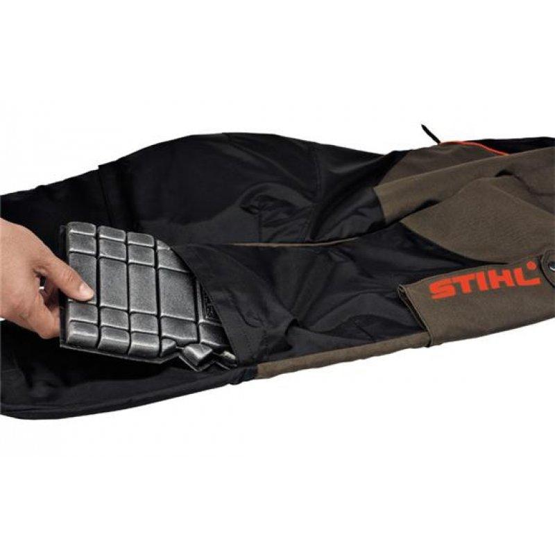knieschoner f r freischneiderhose fs 3protect 12 40. Black Bedroom Furniture Sets. Home Design Ideas