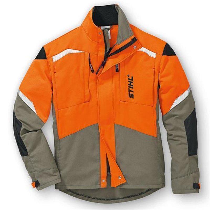 orange Größe 48-60 Stihl FUNCTION ERGO Schnittschutz Bundhose olivgrün