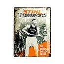 Stih Timbersports Magnet History